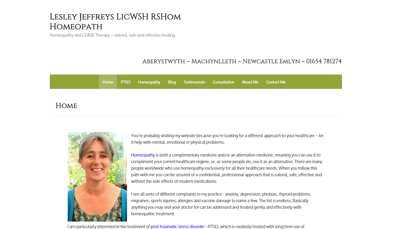 lesleyhomeopath.co.uk